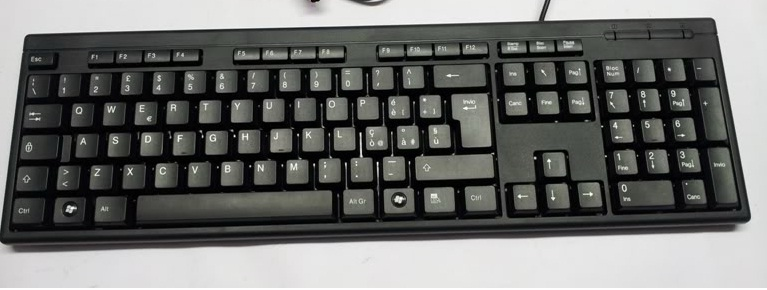 Keyboard Jupistar KB6106 (USB)
