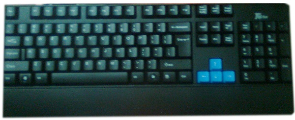Keyboard JupistarKB6118 (USB)