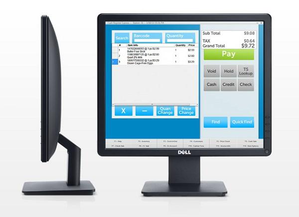 Màn hình Dell E1715S 17.0Inch LCD
