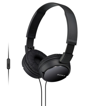 Tai nghe Sony MDRZX110AP (Đen)