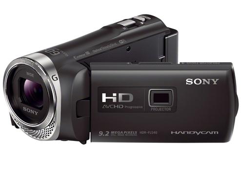 Máy quay KTS Sony Handycam HDR CX900E/B - Black