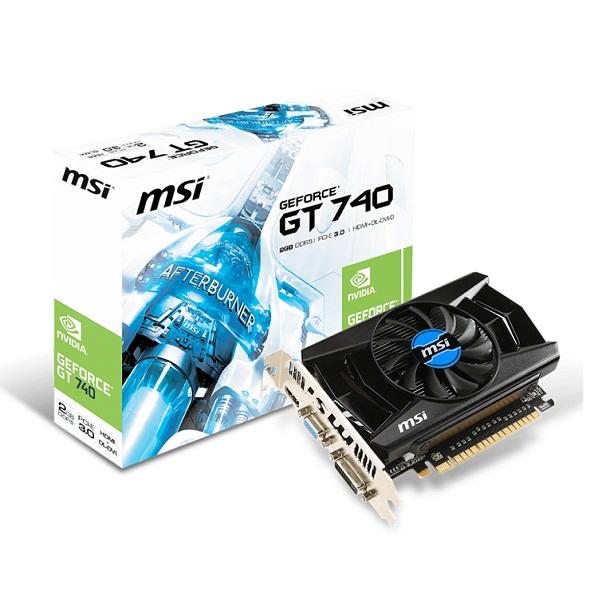 MSI N740-2GD5 (Geforce GT740/ 2Gb/ DDR5/ 128Bit)