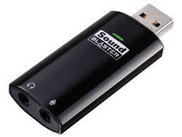 Cạc âm thanh Creative 2.1 SB Play (USB)