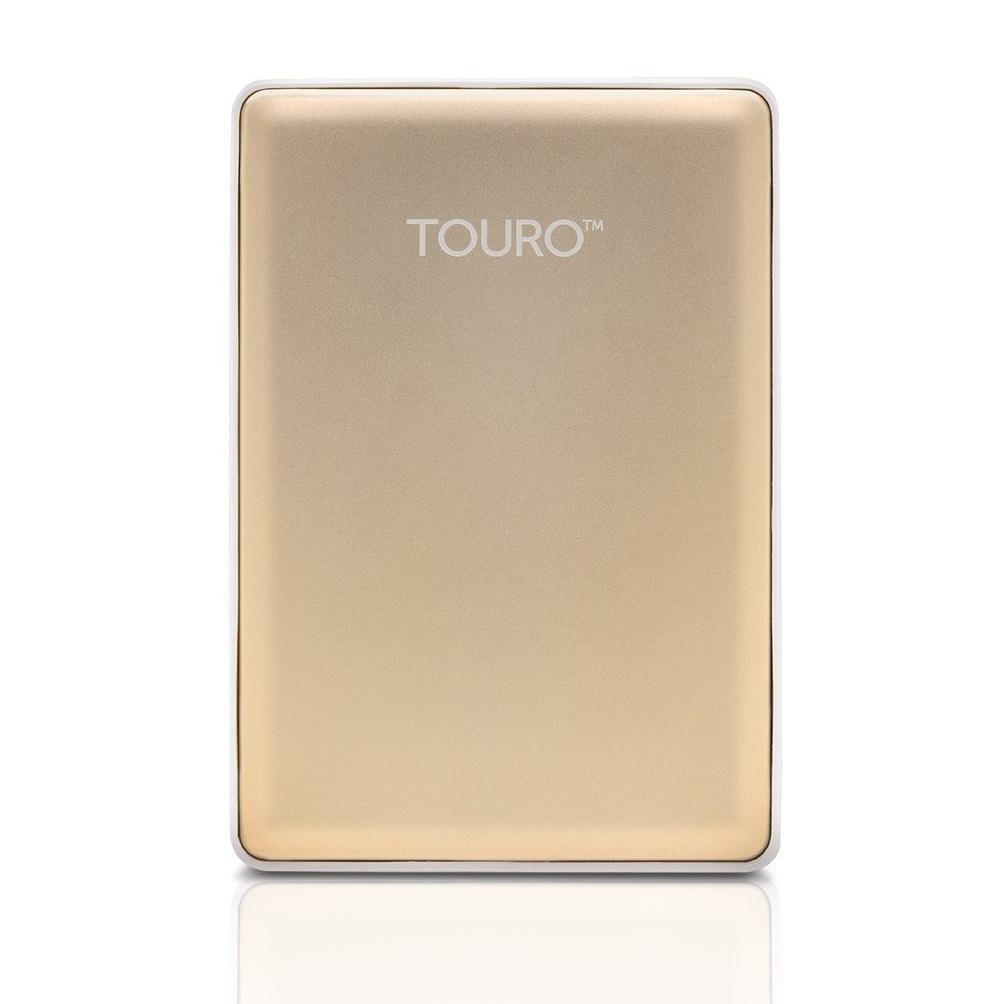 Ổ cứng di động Hitachi (HGST) Touro S 1Tb USB3.0 Vàng