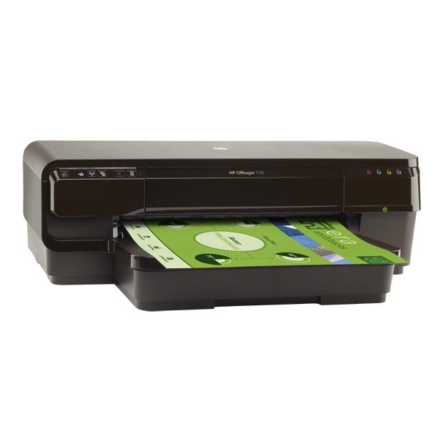 Máy in phun màu HP Officejet 7110-CR768A