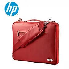 Cặp MTXT HP Sleeve (F0V85AA) - Red