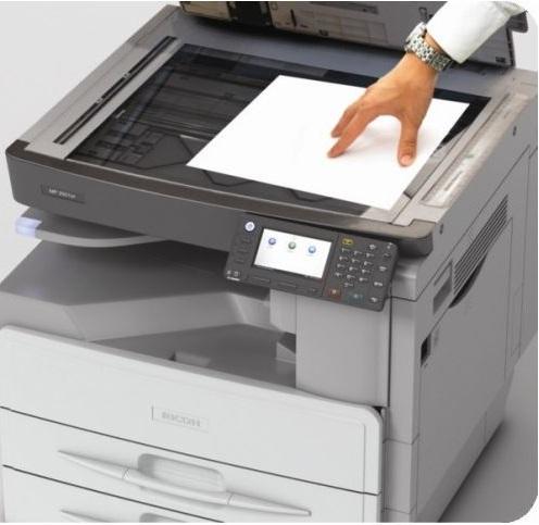 Máy photocopy Ricoh MP 2001 (Copy/ Print)