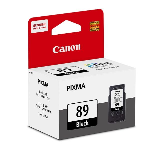 Mực hộp máy in phun Canon PG-89