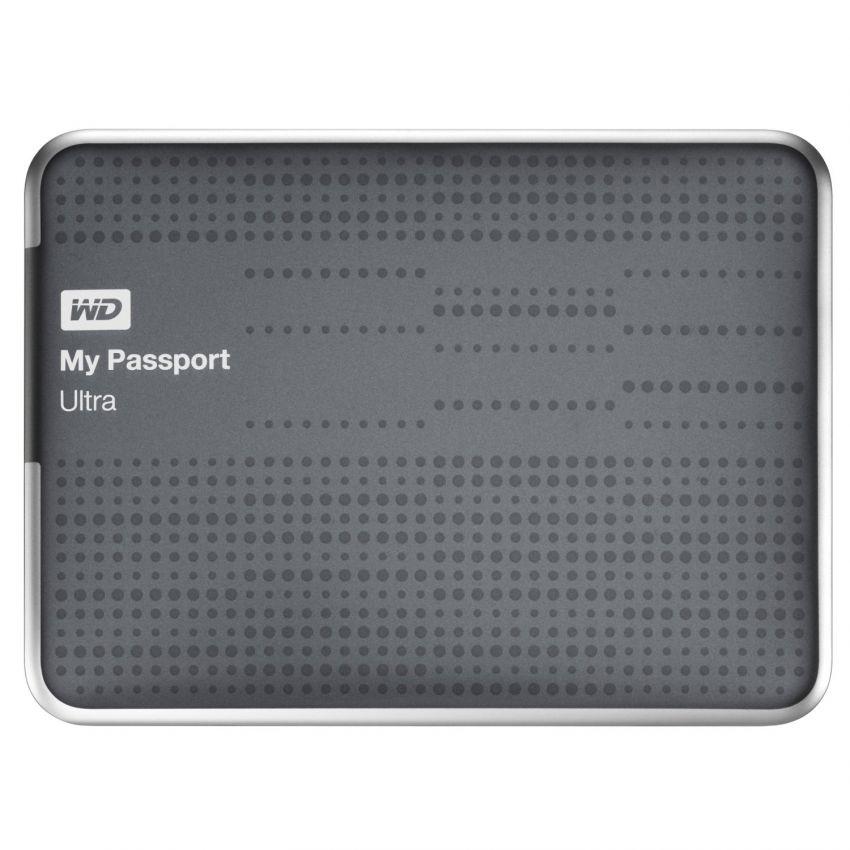 Ổ cứng di động Western Digital Ultra 500Gb USB3.0 Titatium