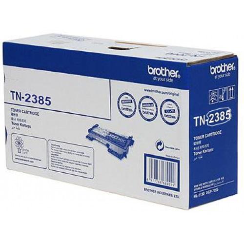 Mực hộp máy in laser Brother TN-2385 - Dùng cho HL-L2361DN/HLL-2321D/MFC-L2701DW/HL-L2366DW/L2701D