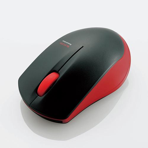 Chuột không dây Elecom hồng ngoại Elecom M-BT12BRRD(Đỏ)