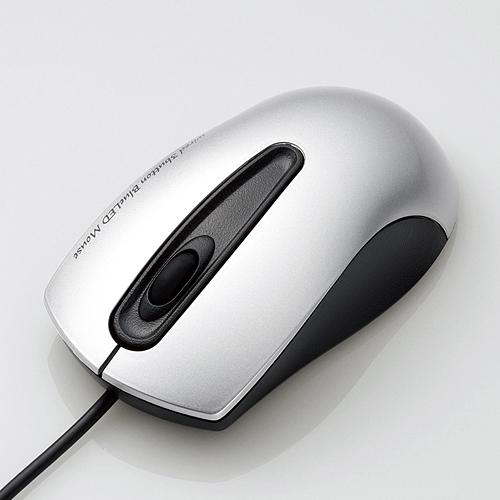 Chuột Elecom M-BL12UBSV (USB, Có dây)