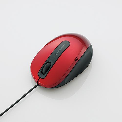 Chuột Elecom M-BL17UBRD USB