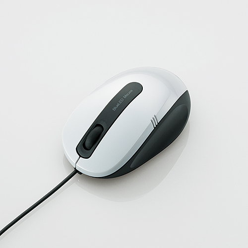 Chuột Elecom M-BL17UBWH USB
