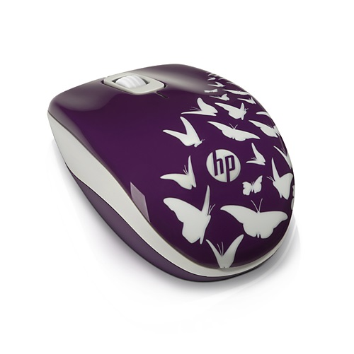 Chuột không dây HP Z3600- Butterfly