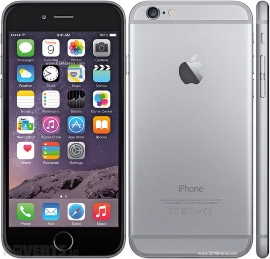 Apple iPhone 6 (Space Grey)- 4.7Inch/ 16Gb/ (Hàng FPT)