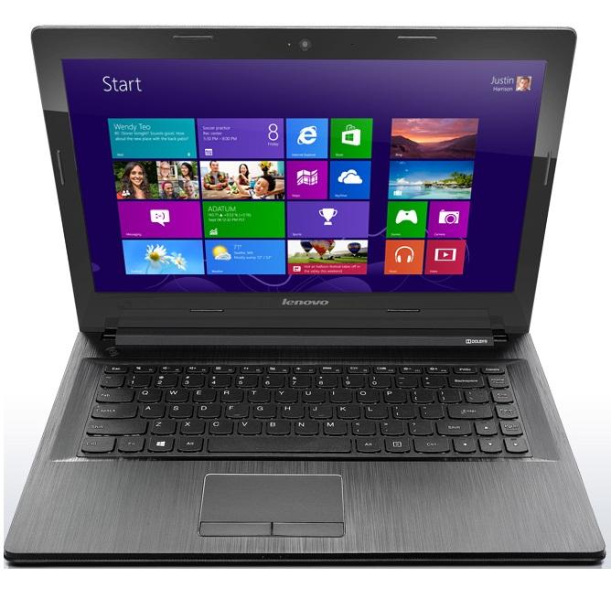 Laptop Lenovo G4070 59436675 (Black)
