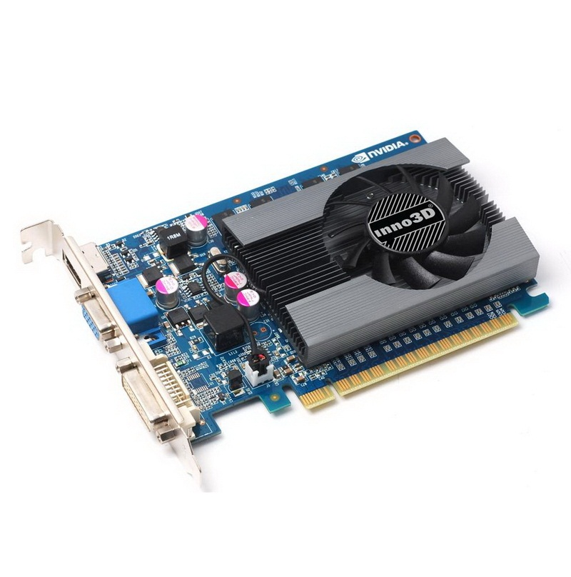 Inno3D GT730-2GD5 (Geforce GT730/ 2Gb/ DDR5/ 64Bit)
