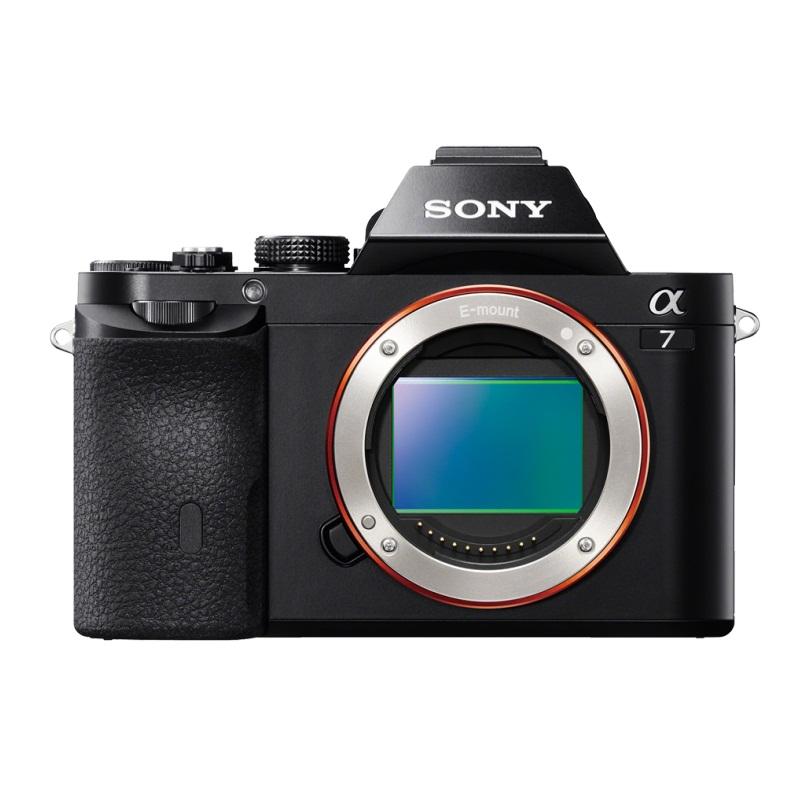 Máy ảnh KTS Sony Alpha ILCE-7 - Black