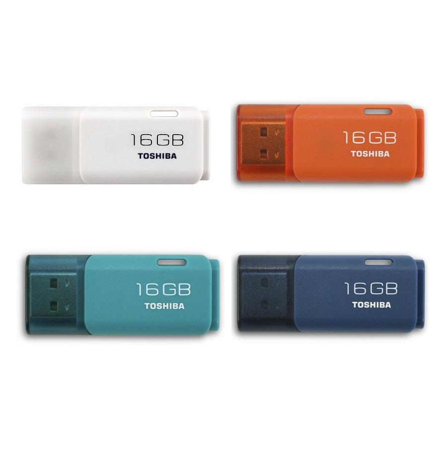 USB Toshiba Hayabana 16Gb USB2.0