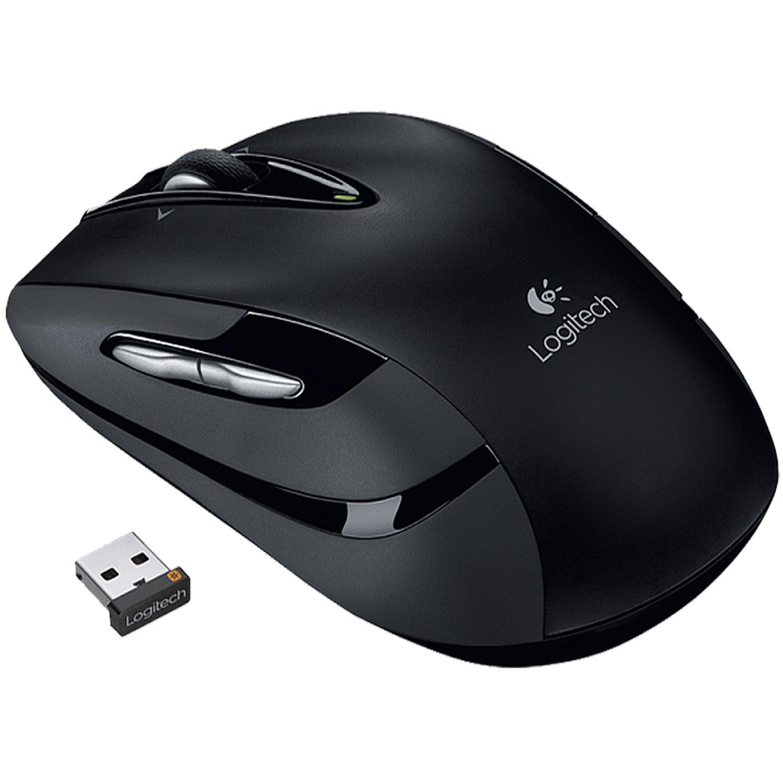 Chuột không dây Logitech M545 (USB-Wireless, Không dây)