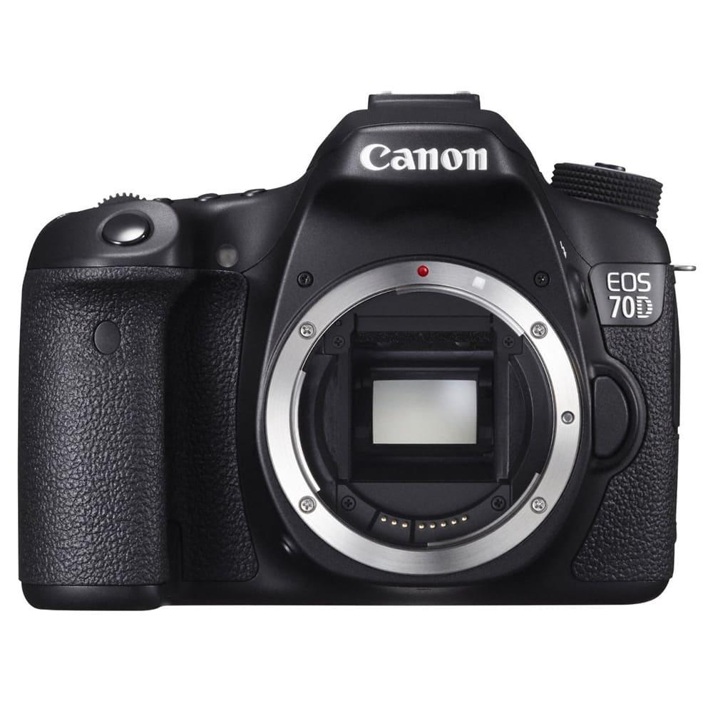 Máy ảnh KTS Canon EOS 70D 1855-Black