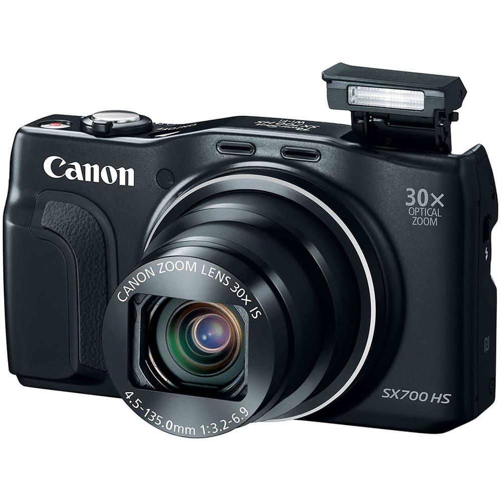 Máy ảnh KTS Canon PowerShot SX700 - Black