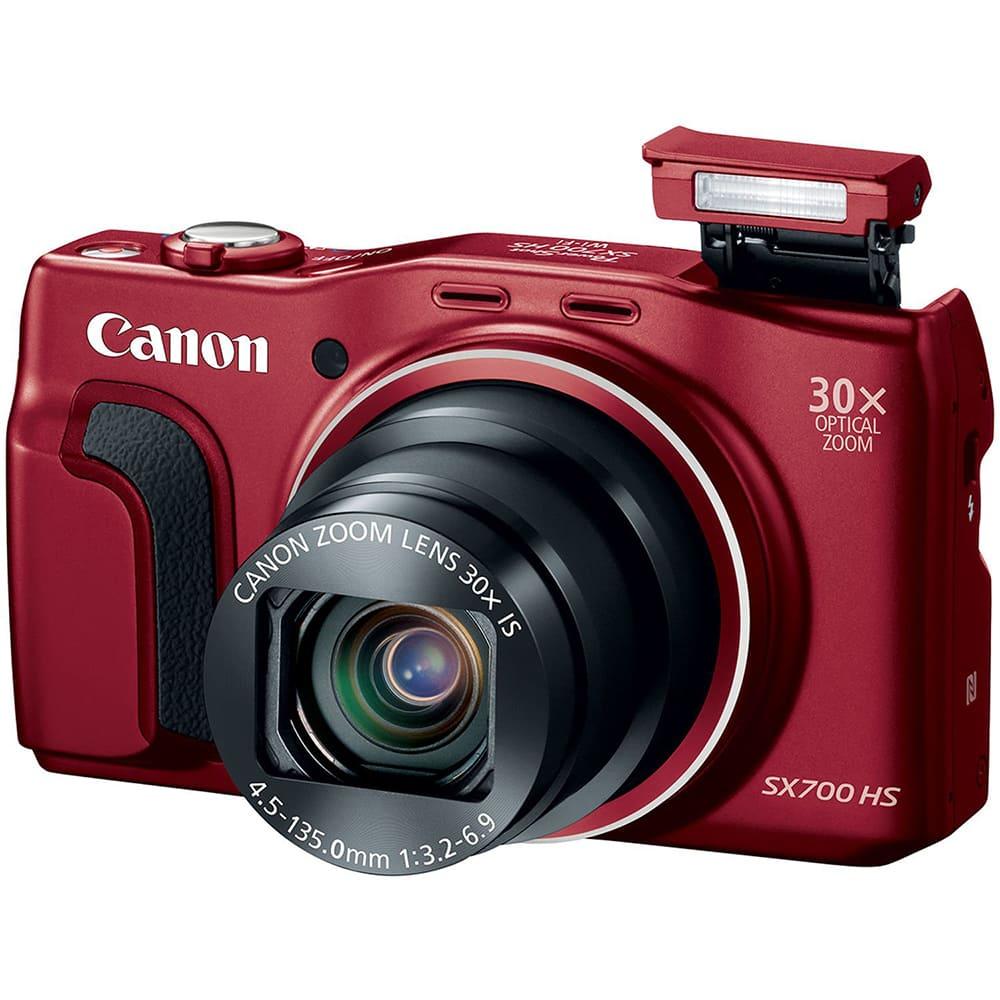 Máy ảnh KTS Canon PowerShot SX700 - Red