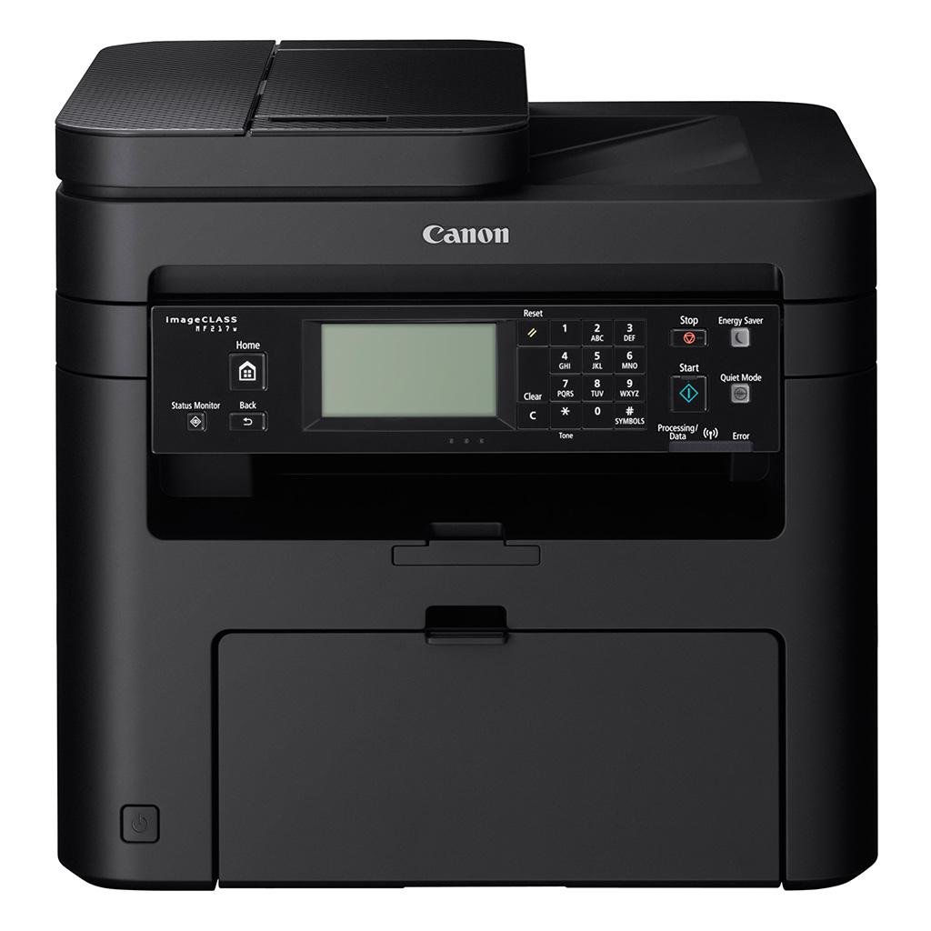 Máy in laser đa chức năng Canon MF217W (in wifi /scan/copy/fax)