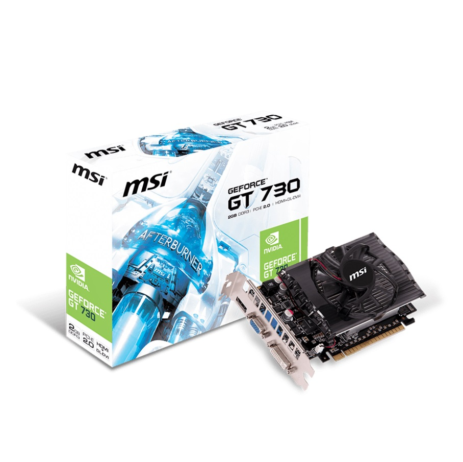 MSI N730-2GD3 (Geforce GT730/ 2Gb/ DDR3/ 128Bit)