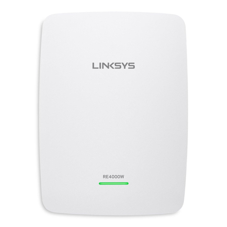 Bộ thu phát Linksys RE4000W - 600Mbps