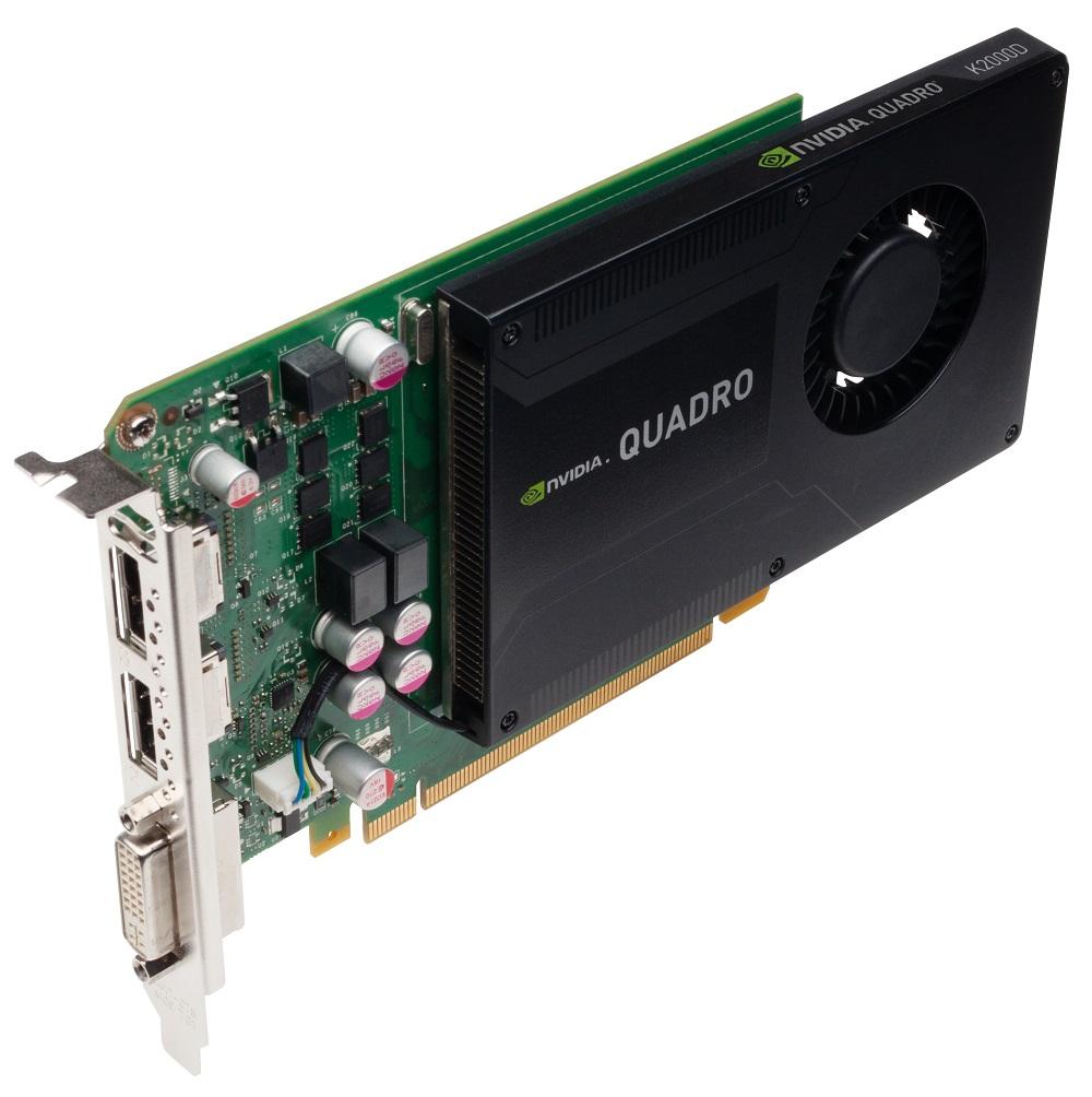 Quadro K2000 (Quadro K2000/ 2Gb/ DDR5/ 128 Bit)