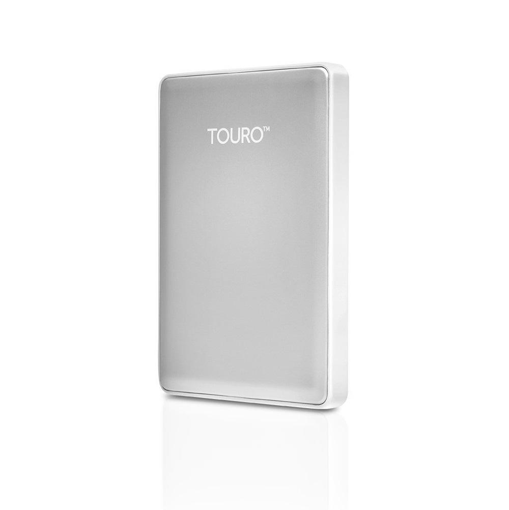 Ổ cứng di động Hitachi (HGST) Touro S 500Gb USB3.0 Bạc