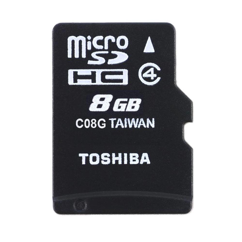 Thẻ nhớ Micro SD Toshiba 8Gb Class 4