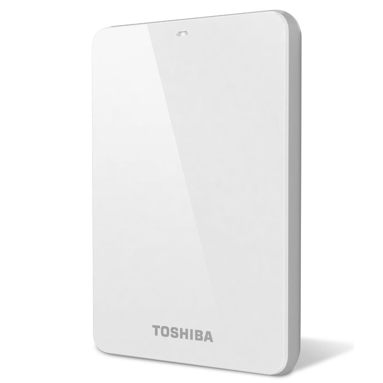Ổ cứng di động Toshiba Canvio 500Gb USB3.0 Trắng