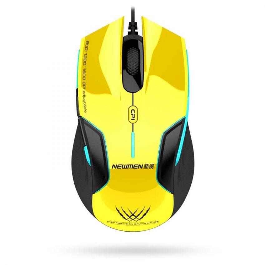 Chuột Newmen N500 Gaming