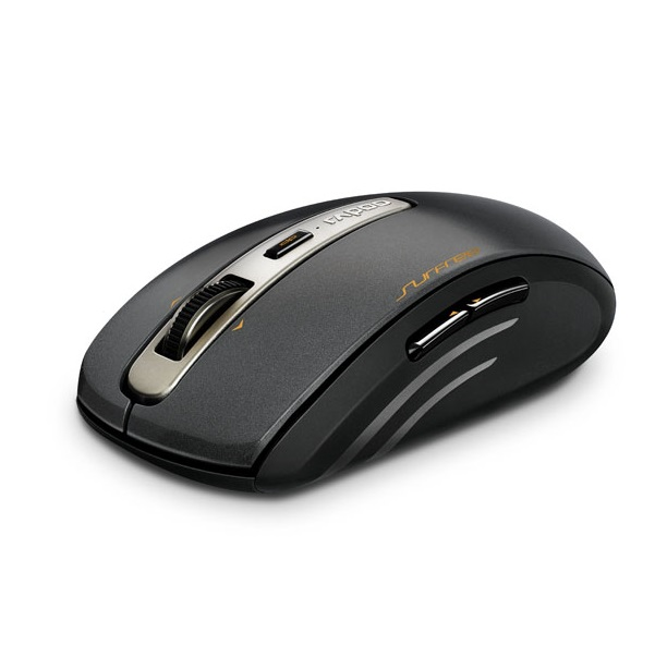 Chuột không dây Rapoo 3920P (USB-Wireless, Laser)