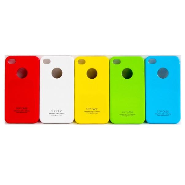 Ốp lưng điện thoại DĐ IPhone 5/5S SGP (Đỏ)