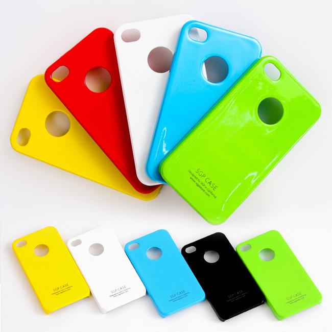 Ốp lưng điện thoại DĐ IPhone 5/5S SGP (Đen)