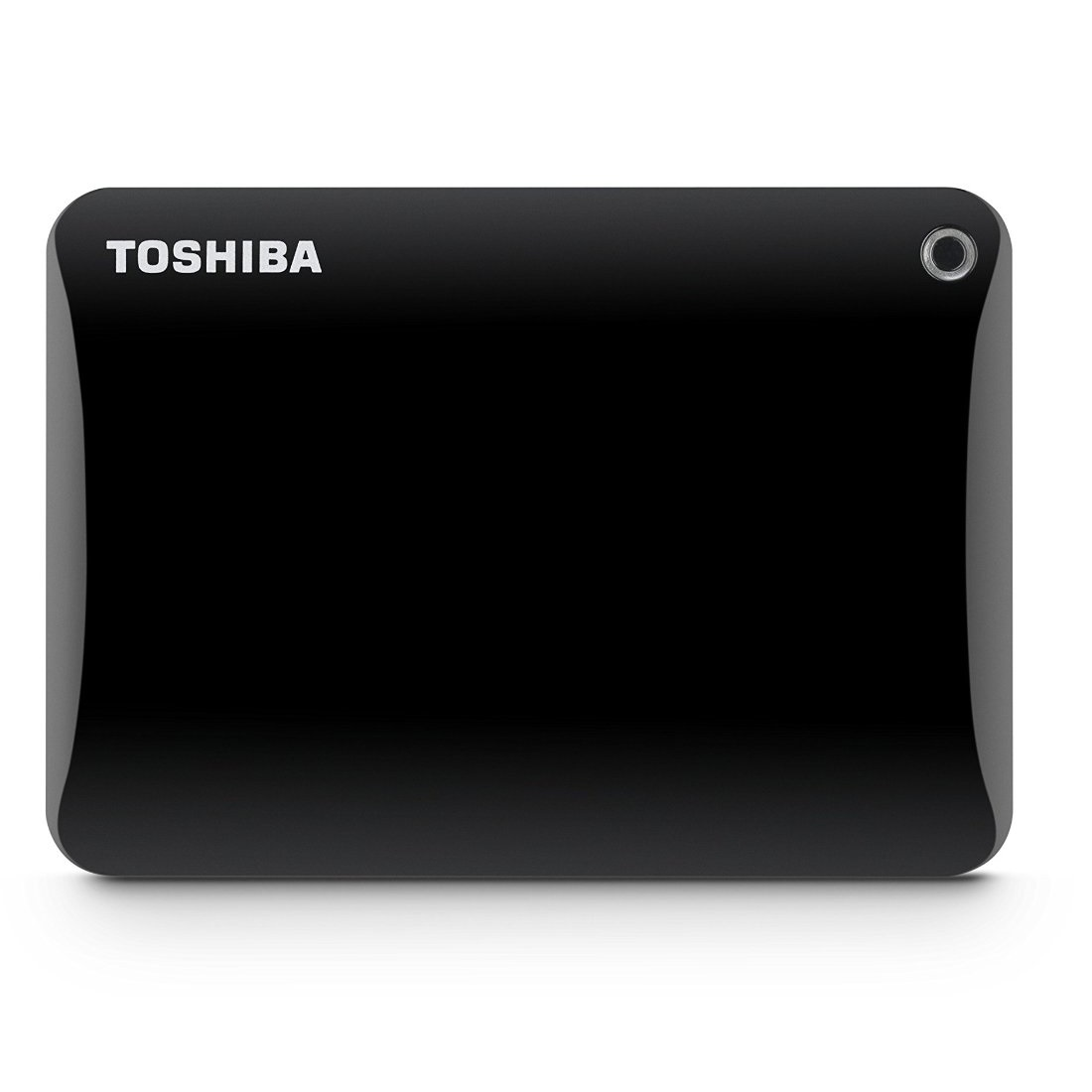 Ổ cứng di động Toshiba Canvio connect II 2Tb USB3.0 Đen