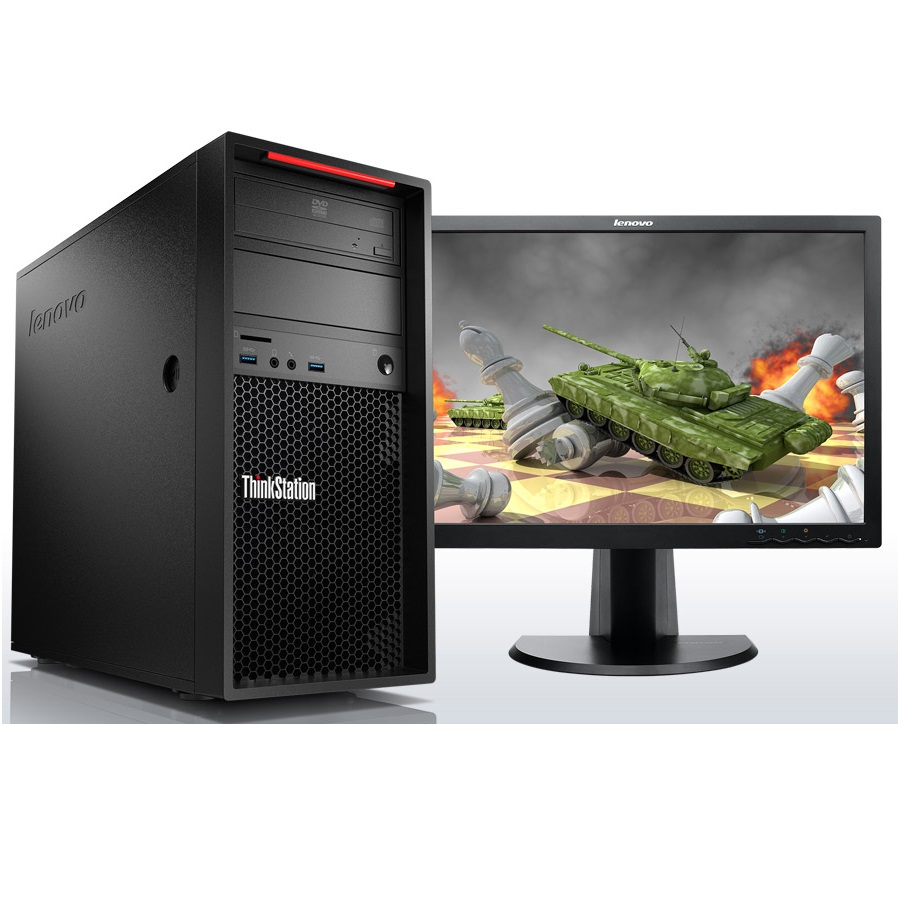 Máy trạm Workstation Lenovo ThinkStation P300-30AHA06MVA