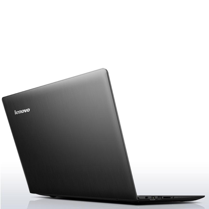 Laptop Lenovo U4170 80JT000KVN (Black)- Mỏng nhẹ.Thân máy kim loại hỗ trợ tản nhiệt nhanh