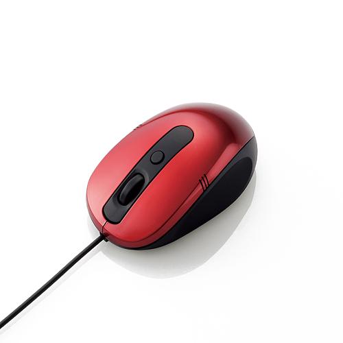 Chuột Elecom MY4AURRD USB
