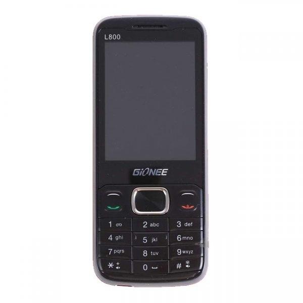 Gionee  L800 (Silver)- 2.6Inch/ 2 Sim