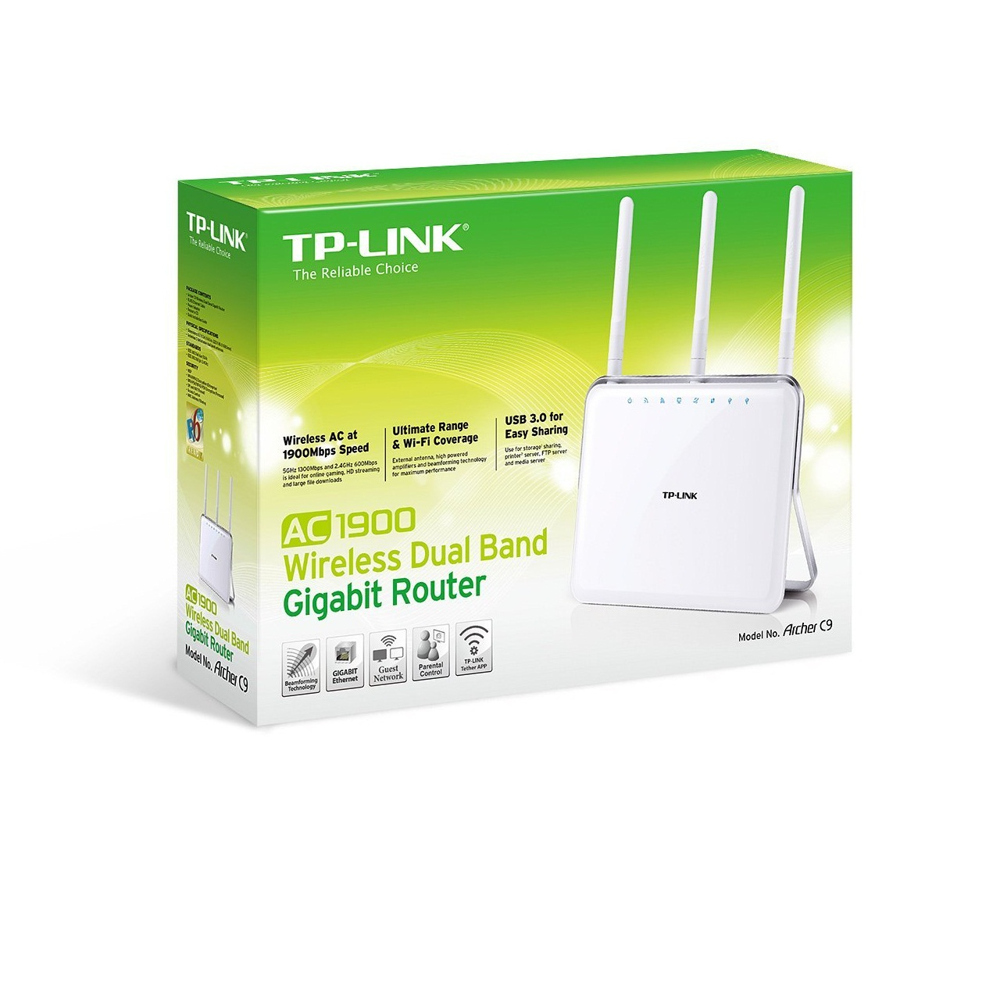 Bộ phát wifi TP-Link Archer C9 1900Mbps