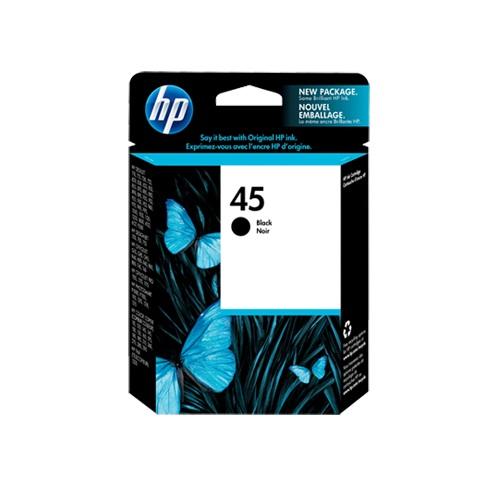 Mực hộp máy in phun HP 51645A - Dùng cho máy HP Bk DJ 720/830/870cxi/880c/930c/970cxi/1120c/1125c/1180c/1220c/1280/ 9300,P1000/P1100/P1215/P1218, OJ Pro 1150,1170,1175 ( 42ml ))