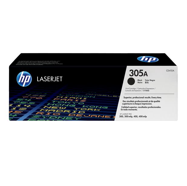 Mực hộp máy in laser HP CE410A - Dùng cho máy HP CE410A cho may HP LaserJet Pro M451/M475/ M375nw  Blk Crtg