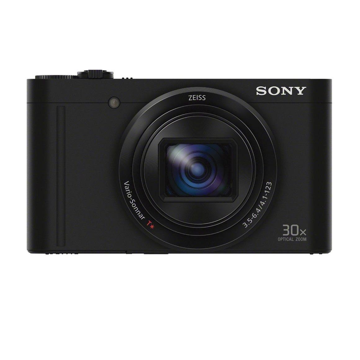 Máy ảnh KTS Sony CyberShot DSC-WX500 - Đen