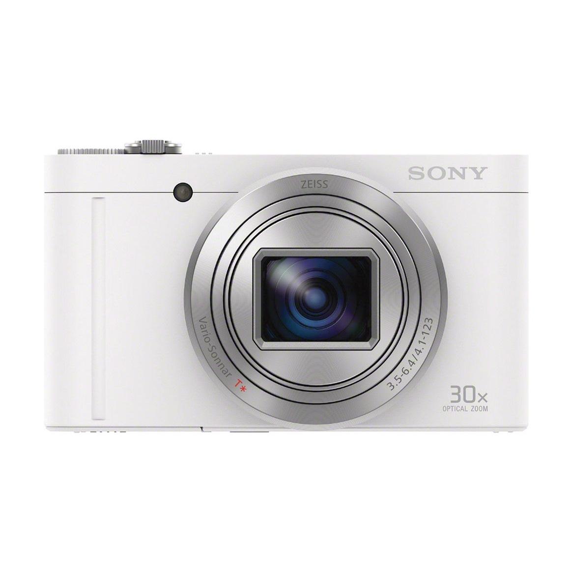 Máy ảnh KTS Sony CyberShot DSC-WX500 - Trắng