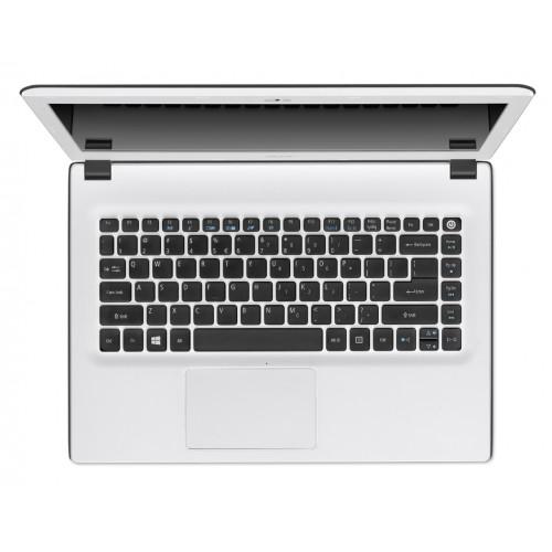 Laptop Acer Aspire E5 473-58U5 NX.MXRSV.003 (Black & White)- Thiết kế mới, mỏng nhẹ hơn